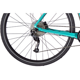 Cannondale Quick Neo SL 2 Remixte turquoise